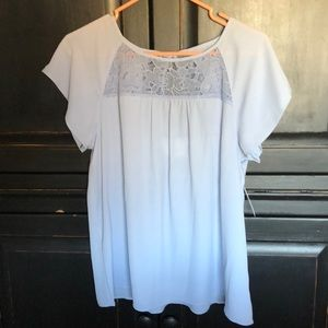Anthropologie Maeve blouse. Women's size 6